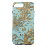 Breselcoucant By The Sea  Elegant Floral Plus Iphone 7 Plus Case at Zazzle