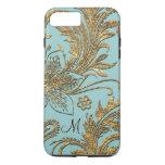 Breselcoucant By The Sea  Elegant Floral Plus Iphone 8 Plus/7 Plus Case at Zazzle