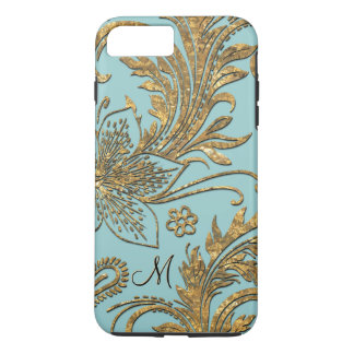 Breselcoucant by the Sea  Elegant Floral Plus iPhone 8 Plus/7 Plus Case