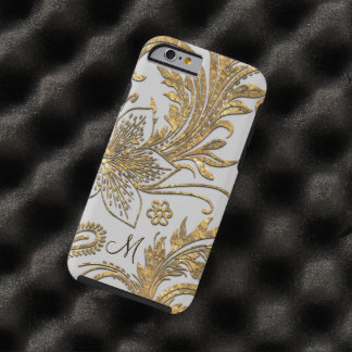 Breselcoucant Dove Elegant 6/6s Floral Tough iPhone 6 Case