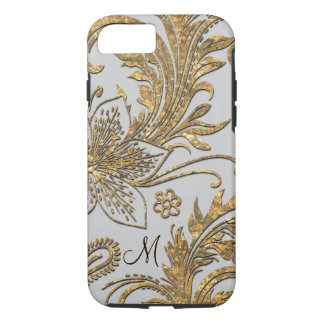 Breselcoucant Dove Elegant VII Floral iPhone 7 Case