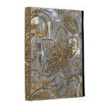Breselcoucant Glayce Elegant Floral iPad Cases