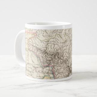 Bresil - Brazil 20 Oz Large Ceramic Coffee Mug
