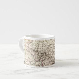 Bresil - Brazil 6 Oz Ceramic Espresso Cup