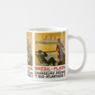 Bresil - Plata Classic White Coffee Mug