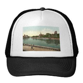 Breslau, from the hotel, Breslau, Silesia, Germany Trucker Hat