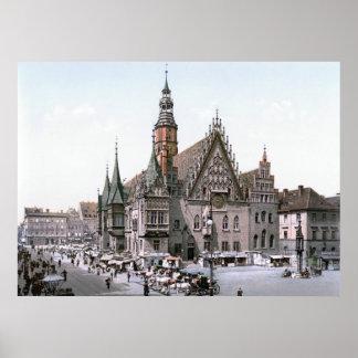 Breslau Rathaus Impresiones