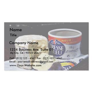 Bresse Bleu Cheese Business Card