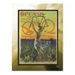 Bresse, tienda de la bicicleta postales