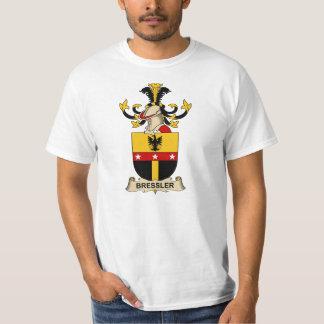 Bressler Family Crests T-shirt