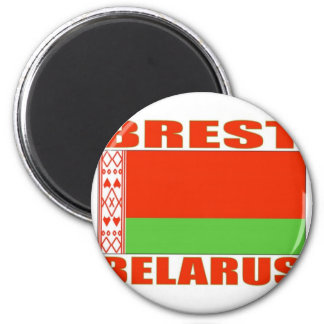 Brest, Belarus Magnet