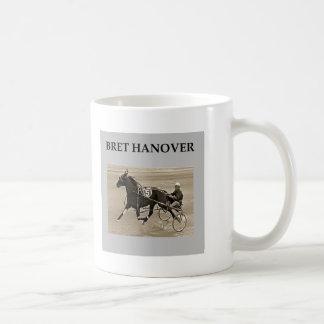 bret hanover harness racing coffee mug