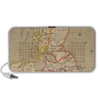 Bretagne apres l'invasion des Saxons Portable Speaker