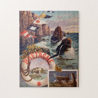 Bretagne - Belle Ile en Mer Bretagne Jigsaw Puzzle