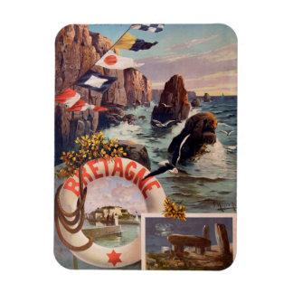 Bretagne - Belle Ile en Mer Bretagne Magnet