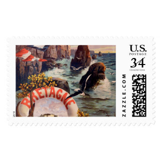Bretagne - Belle Ile en Mer Bretagne Postage