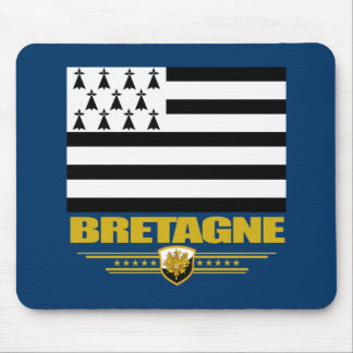 Bretagne (Brittany) Mouse Pads
