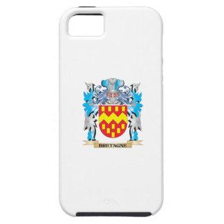 Bretagne Coat of Arms iPhone 5 Case