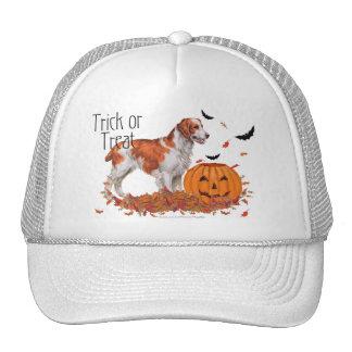 Bretaña Halloween Gorros Bordados