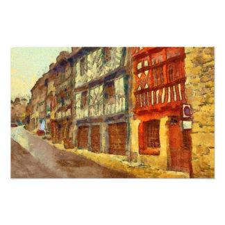 Bretaña medieval fotografía