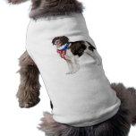 Bretaña patriótica camisas de mascota