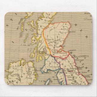 Bretaña Saxonne Anglo, 800 apres JC de la American Mouse Pads