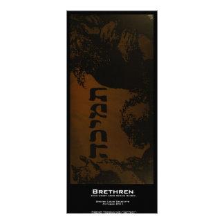 """Brethren"" Value Bookmarks Rack Card"