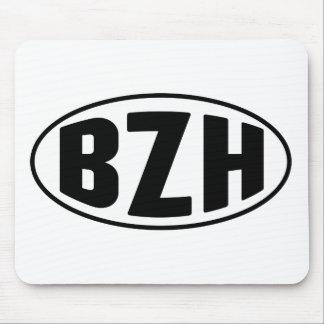 Breton BZH Brittany Breizh Mouse Pad