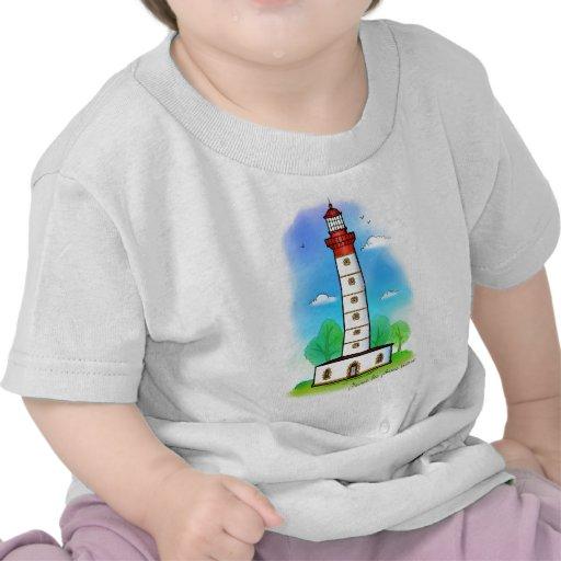 Bretón de PHARE Camiseta
