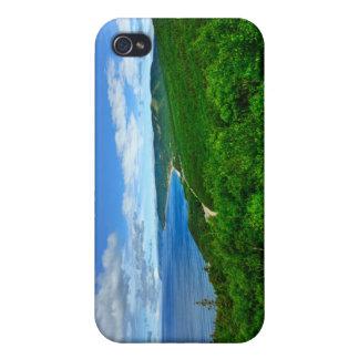 Bretón del cabo - caso del iPhone 4 iPhone 4/4S Carcasas