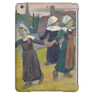Breton Girls Dancing, Pont-Aven, 1888 iPad Air Cases