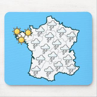 Breton sun mouse pad