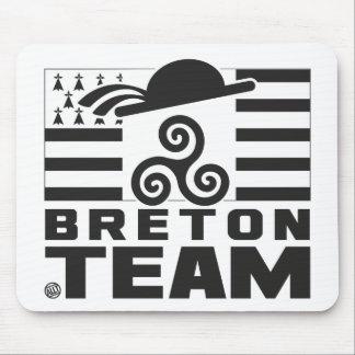 BRETON TEAM 3 MOUSE PAD