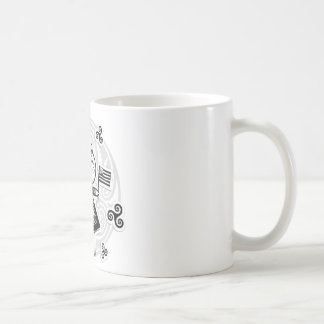 Bretonne fille mug