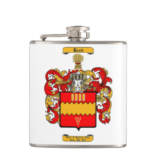 Brett (English) Flask