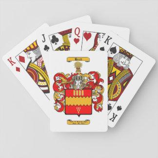 Brett (English) Playing Cards