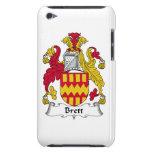 Brett Family Crest iPod Touch Cover