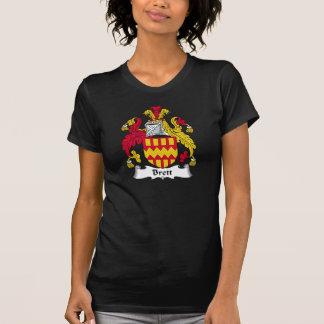 Brett Family Crest T-Shirt