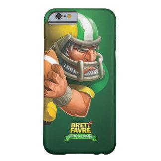 Brett Farve Gunslinger iPhone Case