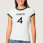 Brett Favre is a Farce T-Shirt