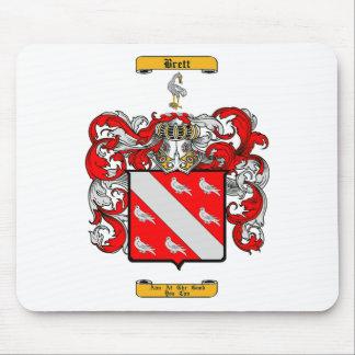 Brett (Irish) Mouse Pad