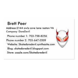 brett peer bis card