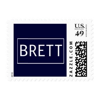 Brett Postage