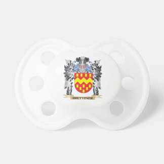 Brettoner Coat of Arms - Family Crest BooginHead Pacifier