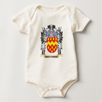 Brettoner Coat of Arms - Family Crest Rompers