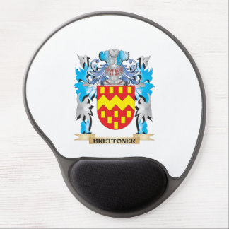 Brettoner Coat of Arms Gel Mouse Mats