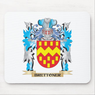 Brettoner Coat of Arms Mouse Pad