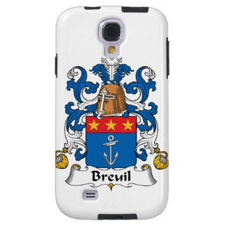 Breuil Family Crest Galaxy S4 Case