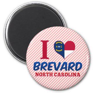 Brevard, North Carolina Magnet