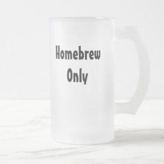 Brew casero solamente tazas